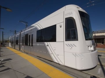 Salt Lake City Streetcar